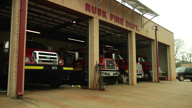 Rusk fire chief suspended 6 months following assault charge