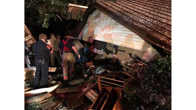 3 flown to Dallas following house explosion