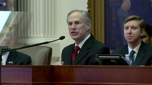 Texas Gov. Greg Abbott formally launches 2018 re-election bid