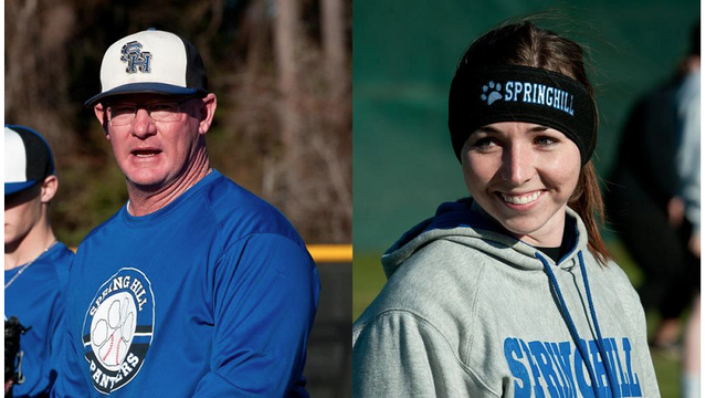 Head baseball, softball coaches leaving Spring Hill