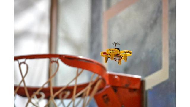 LeTourneau drone camp introduces junior high, high school students to unmanned aviation
