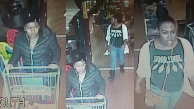 POLICE: Women fight with Kroger employees as they try to steal cart loaded with wine, Red Bull