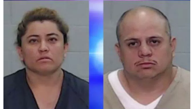 Texas couple arrested after 5-year-old son with Down Syndrome found weighing 17 pounds