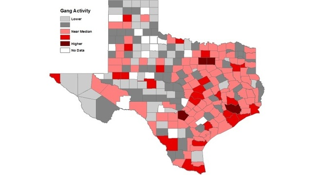 DPS: Gangs remain significant threat in Texas