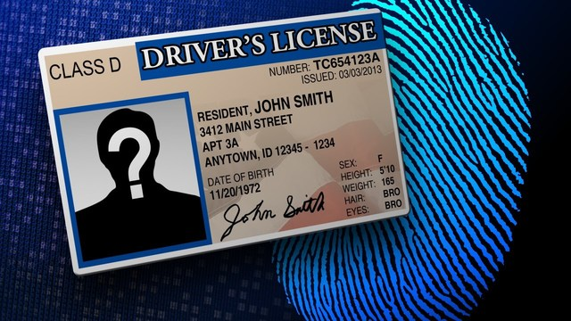 Your driver license information is being sold by the state for a profit