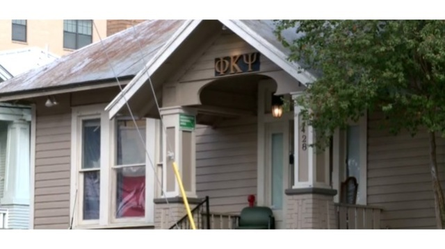 Texas State University president suspends all Greek activity following pledge's death
