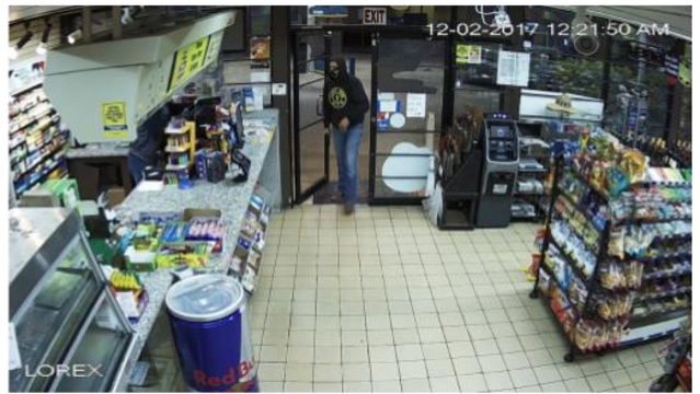 Smith County Sheriff's Office looking for robbery suspect