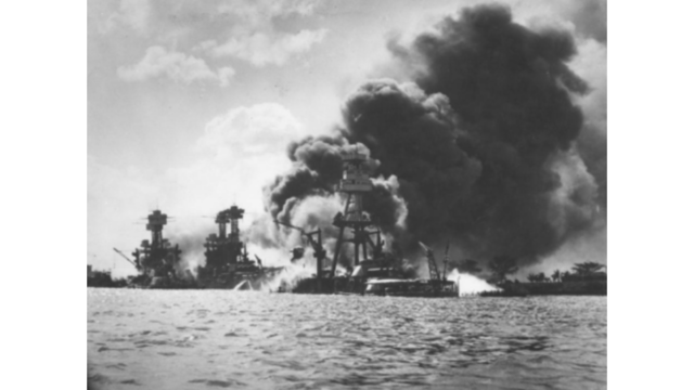 A DATE WHICH WILL LIVE IN INFAMY: Remembering Pearl Harbor 76 years later
