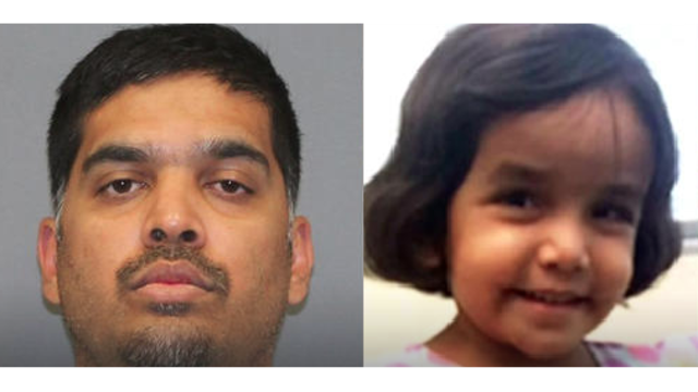SHERIN MATTHEWS: Father of TX toddler found dead indicted for capital murder