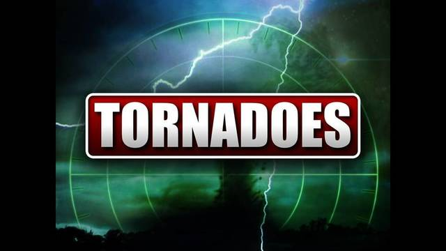 8 total tornadoes in East Texas from last Friday's storms