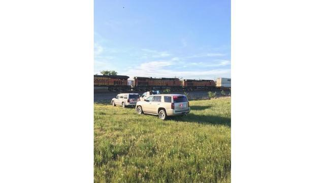 13-year old North Texas girl killed after being run over by train