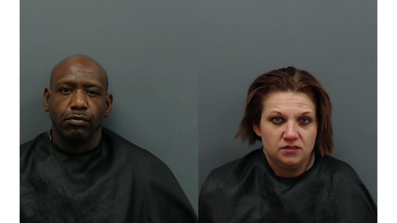 Pair arrested on drug charges after bust at Longview motel