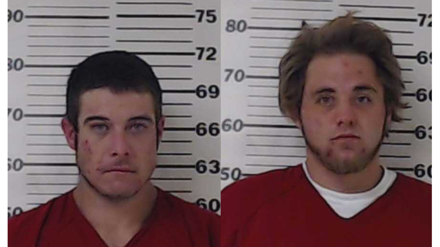 2 arrested for drugs after routine traffic stop