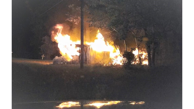 Officials identify East Texas woman killed in mobile home fire