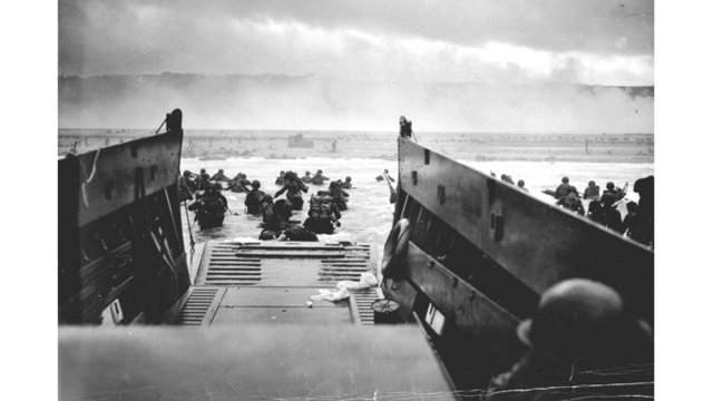 D-DAY: 74 years later