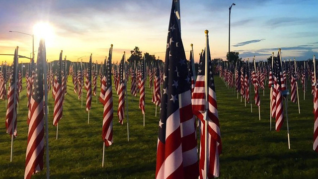 Bill would require all American flags to be made in the USA