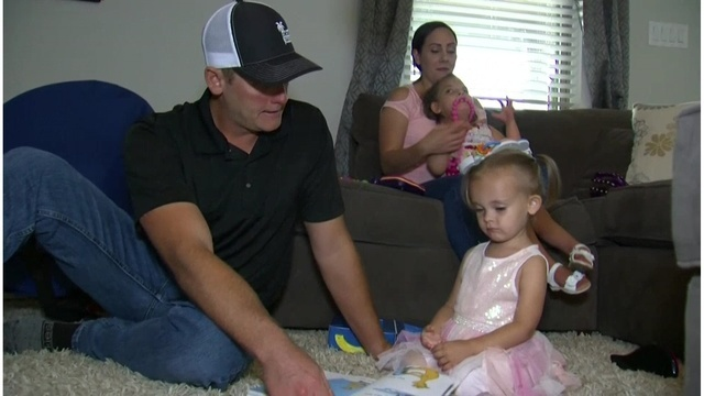 Texas couple considers divorce to pay daughter's medical bills