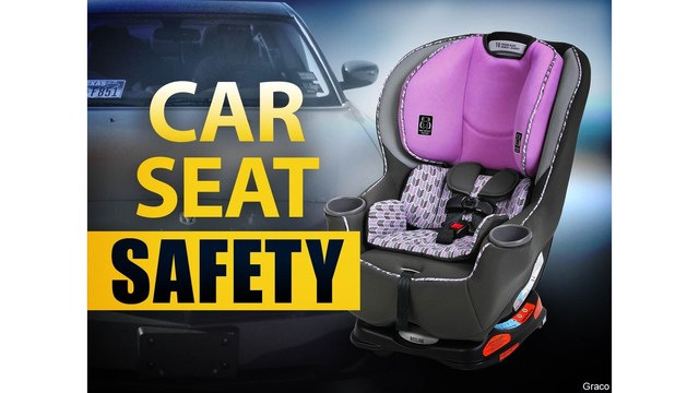 TxDOT Partners Hosting Free Child Car Seat Check In Palestine