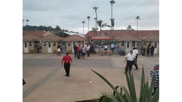 Shots fired at Del Mar Fairgrounds