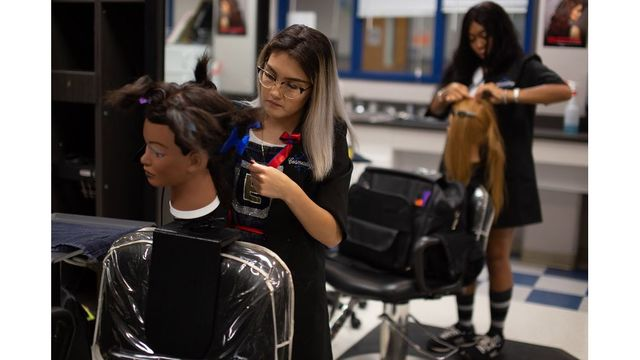 Texas considering cutting high school cosmetology courses