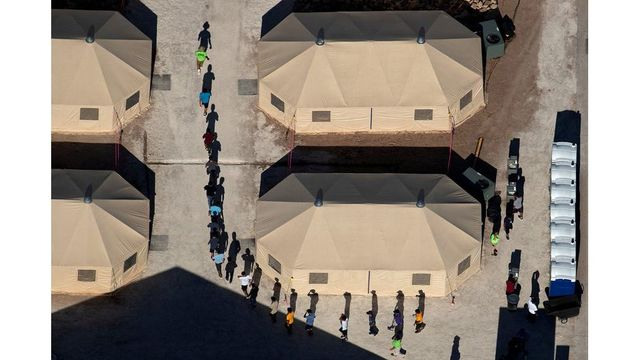 Federal government to greatly expand Tornillo shelter for unaccompanied minors