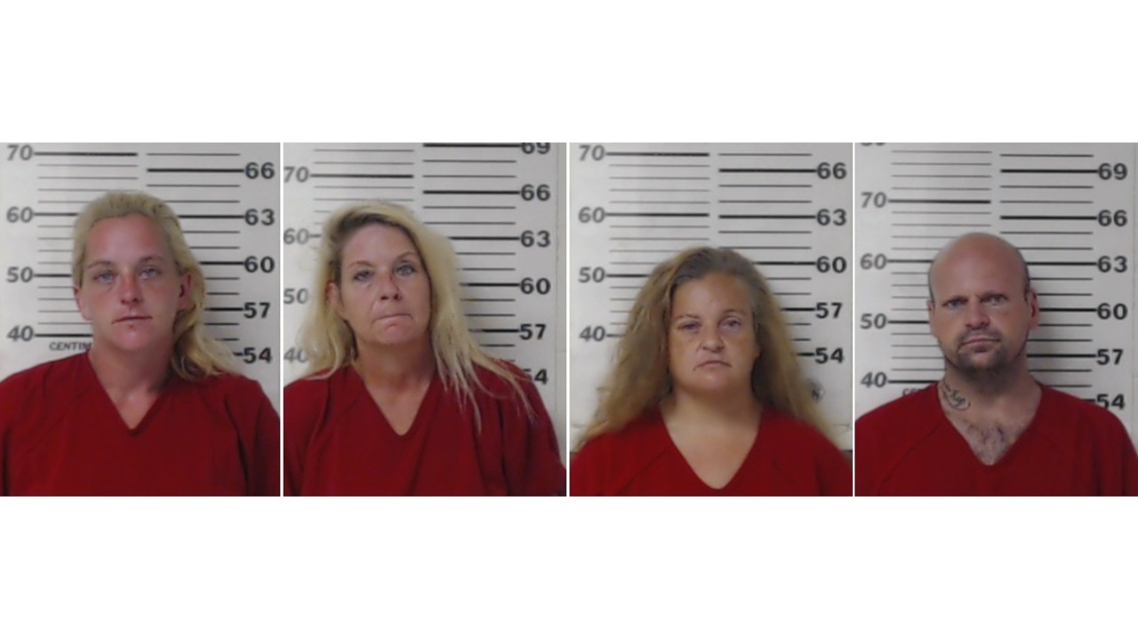 4 arrested in Henderson County on drug, other charges