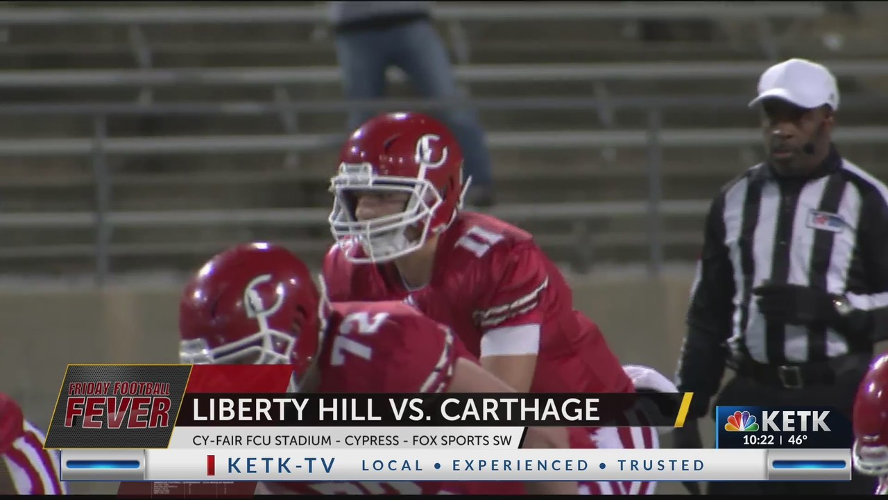 Carthage 40 Game Winning Streak Snapped In Semifinals