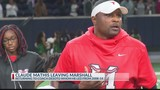 Claude Mathis leaves Marshall, returns to DeSoto