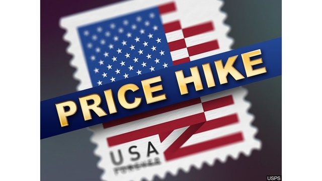 Us Stamps 2019 Increase