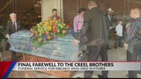 Final Farewell to the Creel Brothers