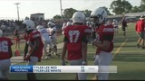 Red defense holds off White offense in Tyler Lee spring game